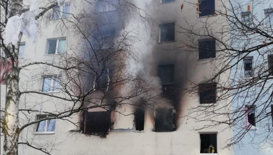 Blankenburg blast: One killed, dozens injured as residents evacuated
