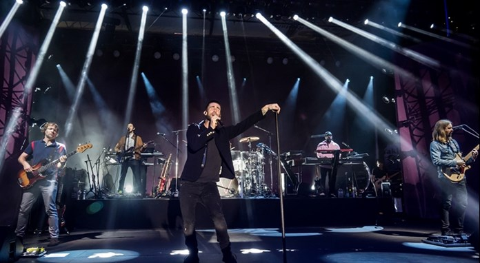 Maroon 5 set to headline Super Bowl LIII Halftime Show in 2019