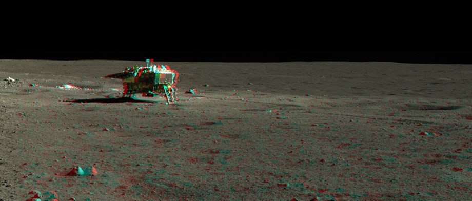 China aims to bring back samples from moon's surface