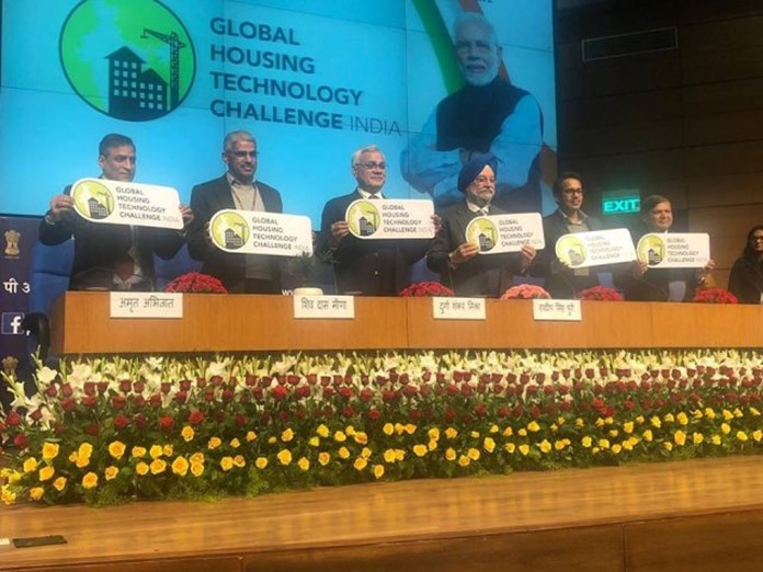 Union Minister Hardeep Puri launches Global Housing Technology Challenge-India
