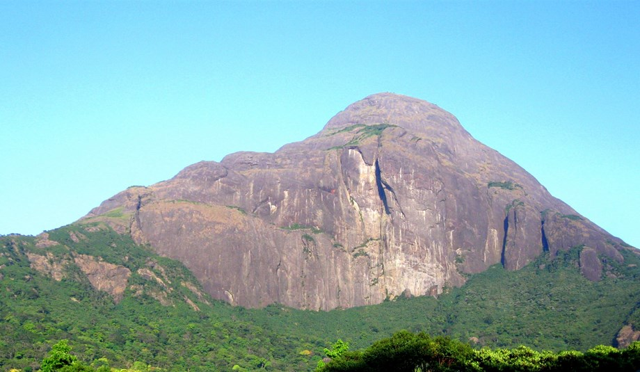 First time in history women to climb Kerala scared peak 'Agasthyarkoodam'