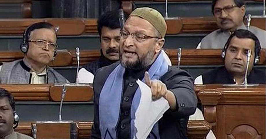 AIMIM slams govt over reports of 'plastic bullets' to tackle unrest in J&K