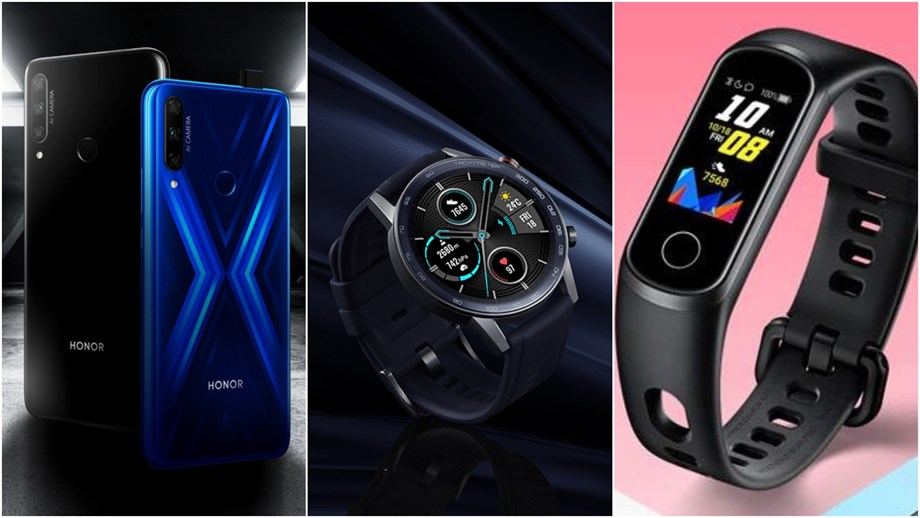 Honor 9X launched alongside MagicWatch 2, Band 5i fitness band in India