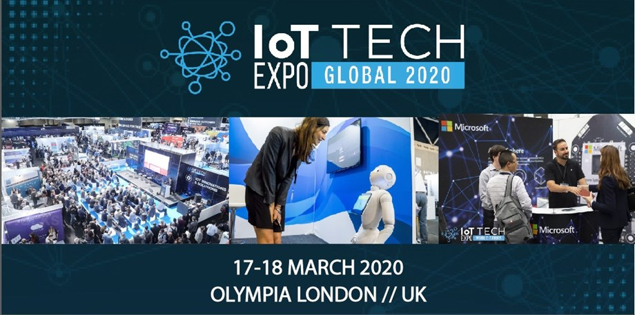 IoT Tech Expo Global 2020: Discover The Entire IoT Ecosystem and Innovations