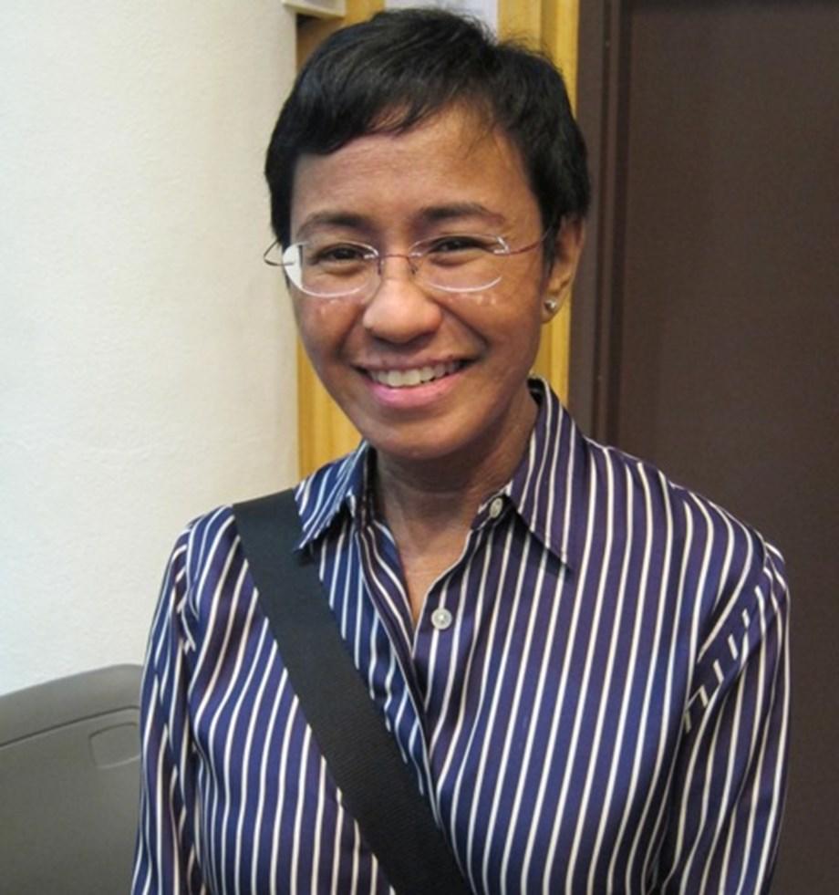 Award-winning Philippine journalist's arrest draws condemnation, seeks bail