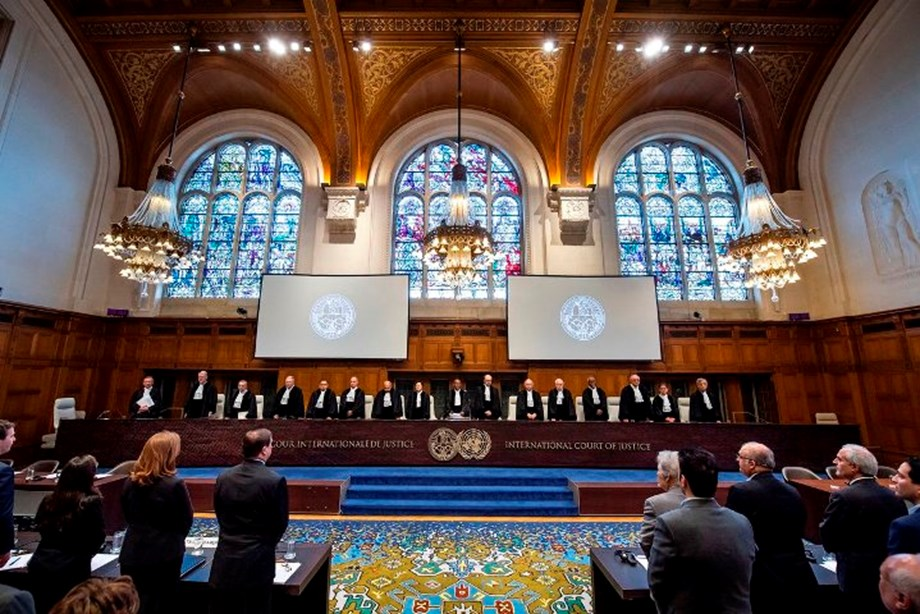 ICJ's judgement on case brought by Iran against US over frozen assets