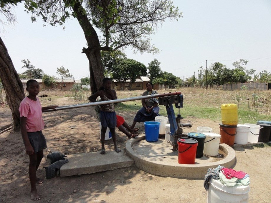 UNMISS launches borehole construction project for water access in Manyang-Ngok