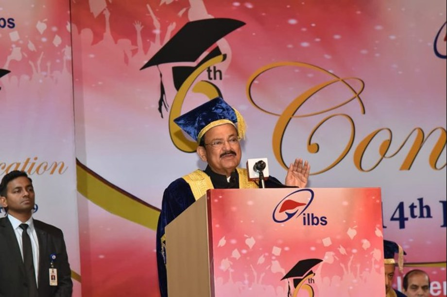 VP expresses concern over growing non-communicable diseases at Convocation of ILBS