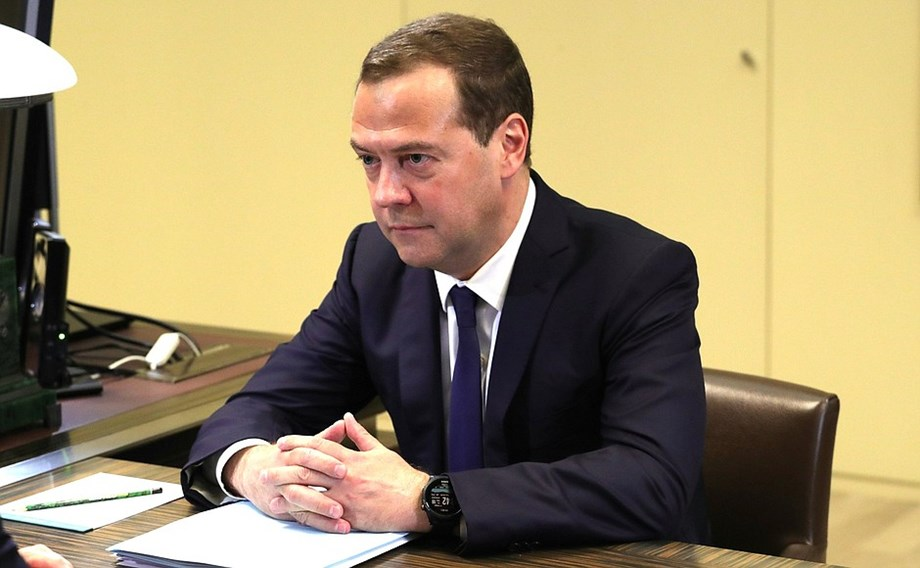 Russia PM says pressure of economic sanctions by US likely to continue
