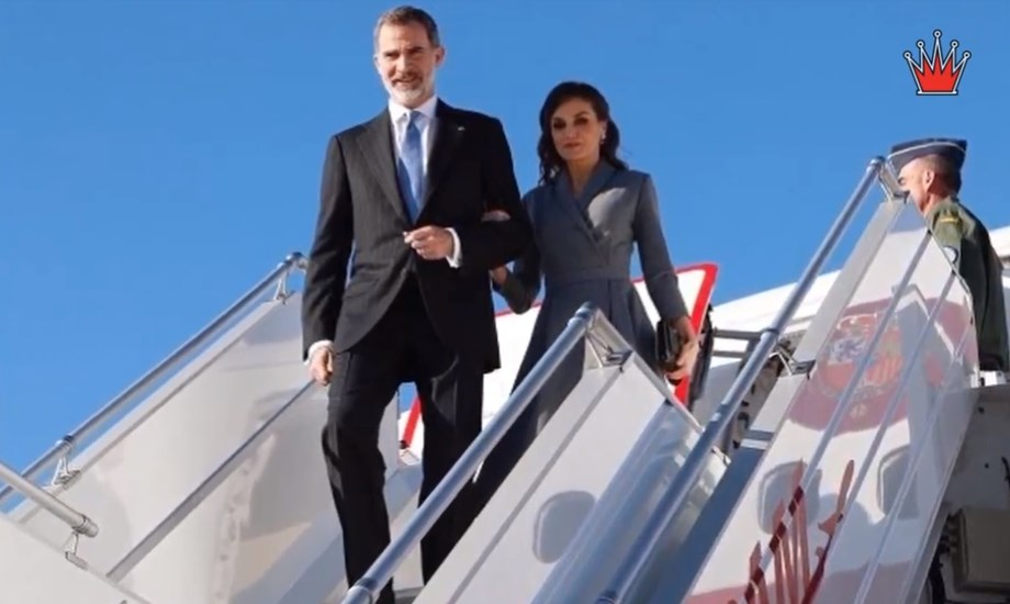 King Felipe VI, Queen Letizia on official visit to Morocco after 5 years