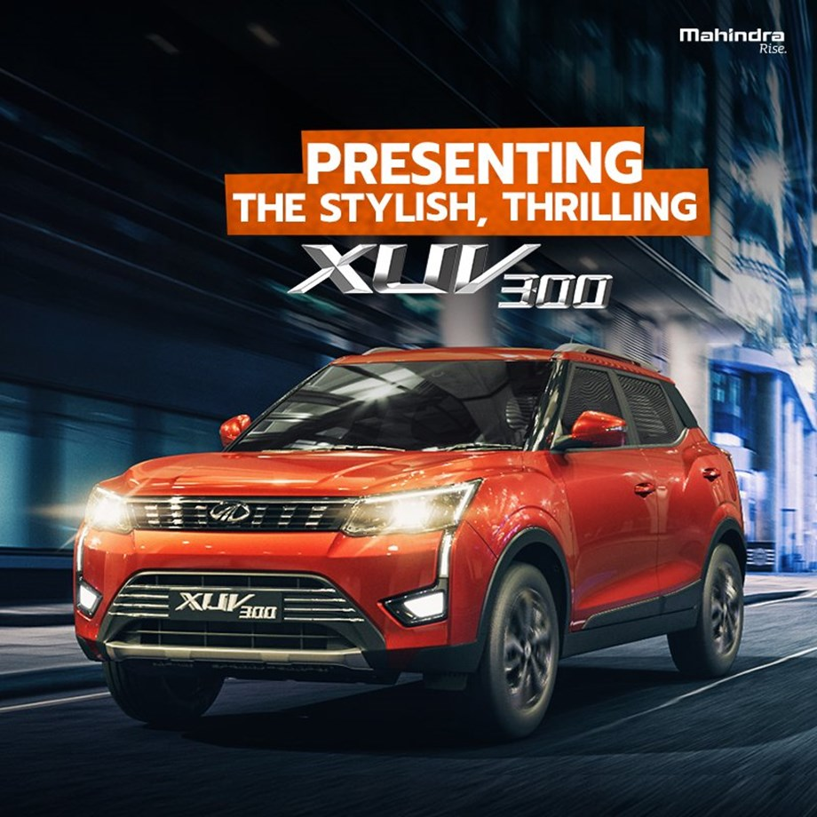 Mahindra XUV300, lower version of XUV500, launched, price start at Rs 7.9 lakh