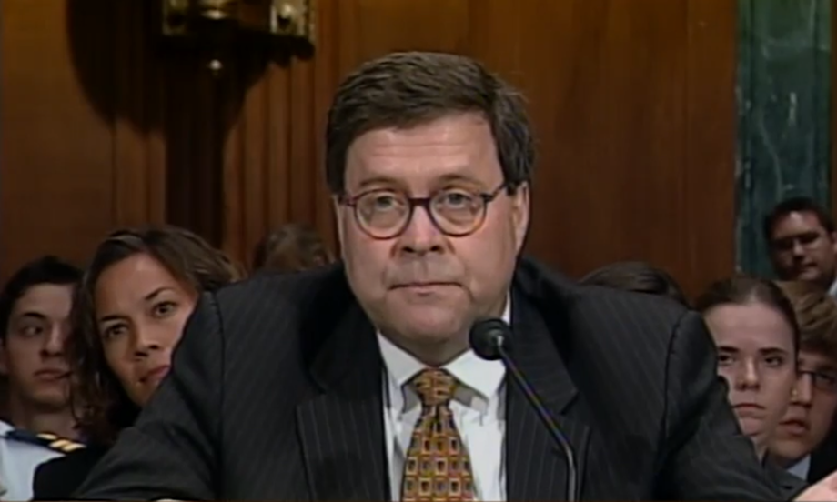 Trump nominee William Barr almost certain to be appointed US Attorney General by Senate