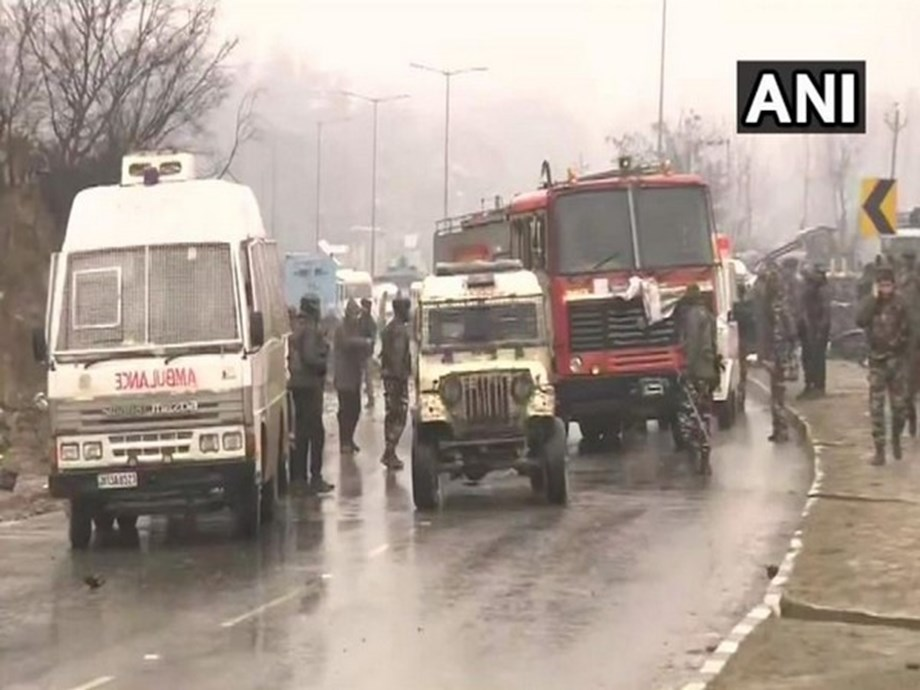 Death toll in IED attack on CRPF bus rises to 8; Jaish-e-Mohammed claims responsibility