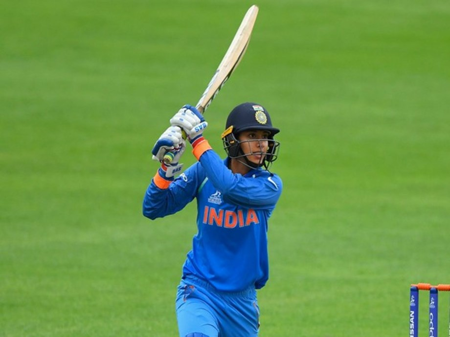 Cricket-India's top four must bat deeper to support middle order - Mandhana