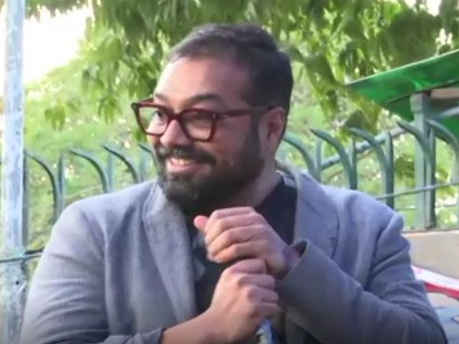 We are empowered, not just a herd of sheep: Anurag Kashyap at Jamia
