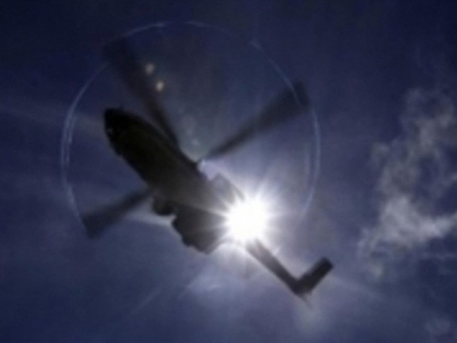Syrian army helicopter downed in Idlib, crew killed