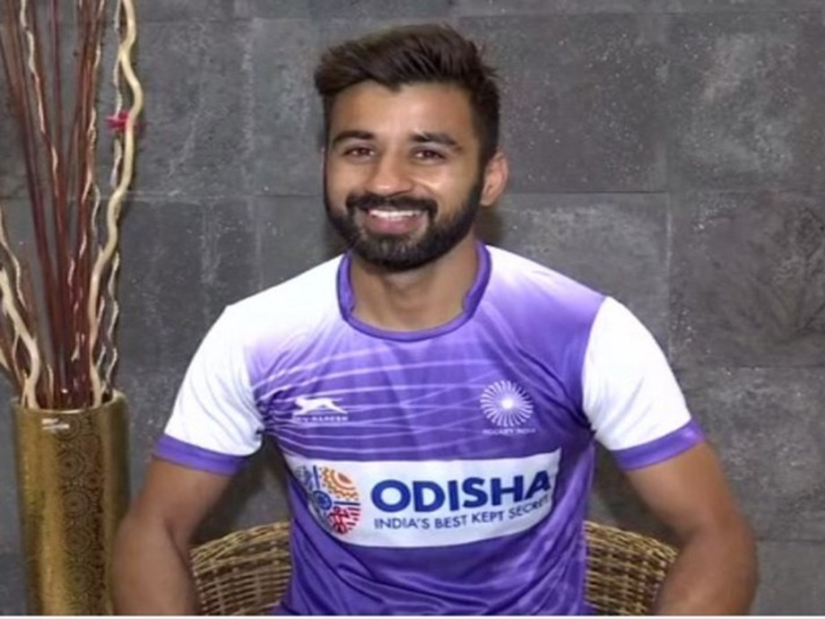 Player of the Year award will motivate me for Olympics: Manpreet Singh