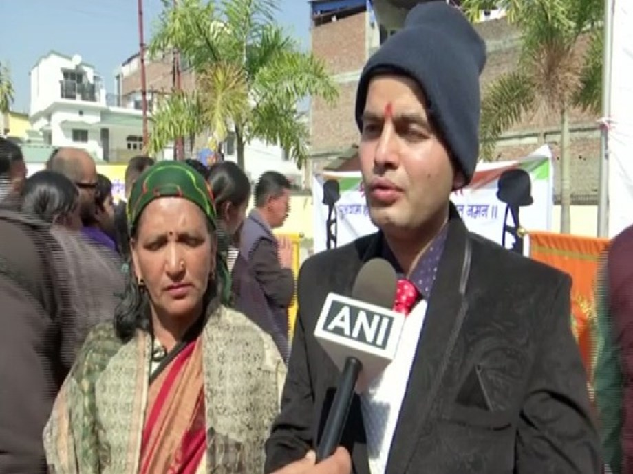 Tributes paid to martyrs of Pulwama terror attack in Dehradun