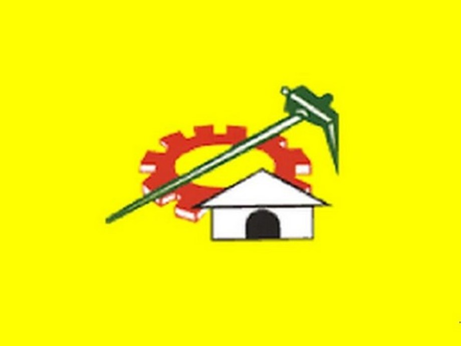 TDP alleges YSRCP attempting to malign image of Naidu in connection with IT raids