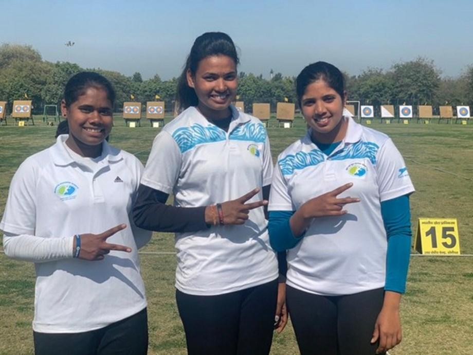 Muskan, Ragini, Anuradha to represent India in Asia Cup Stage 1 archery tournament