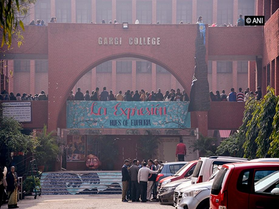 2 more arrested in Delhi's Gargi College case