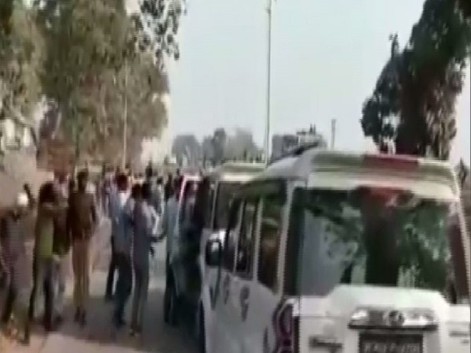 Kanhaiya Kumar's convoy attacked in Bihar's Arrah