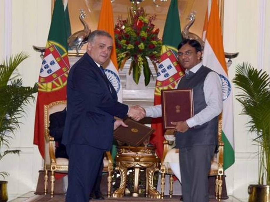 India, Portugal sign MoU to develop National Maritime Heritage Complex at Lothal