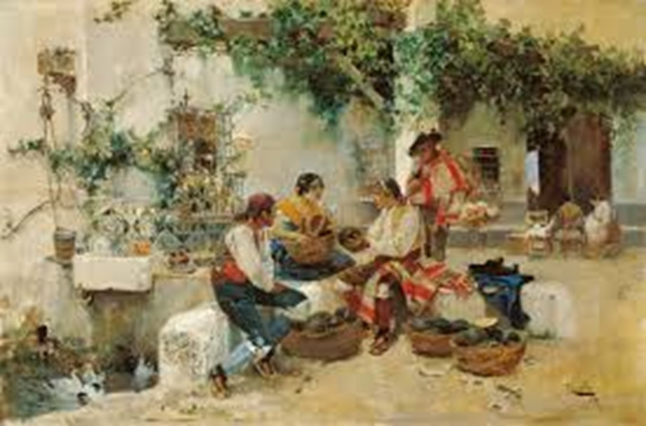 Exhibition of Spanish impressionist opens in London