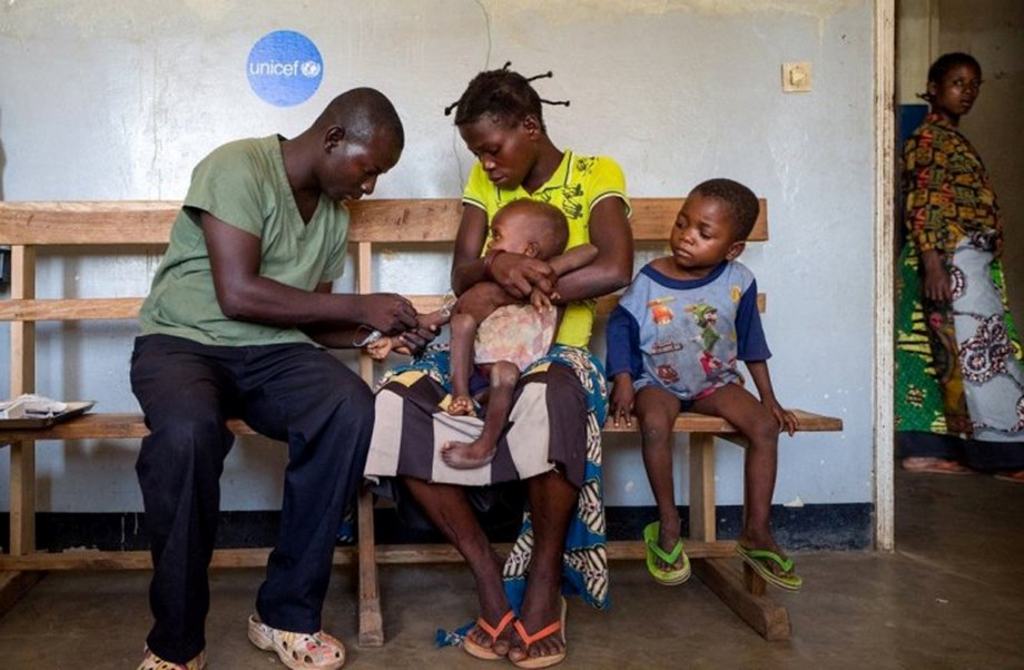 UNICEF in Kasai vaccinate nearly 4 million children against measles, yellow fever since 2017