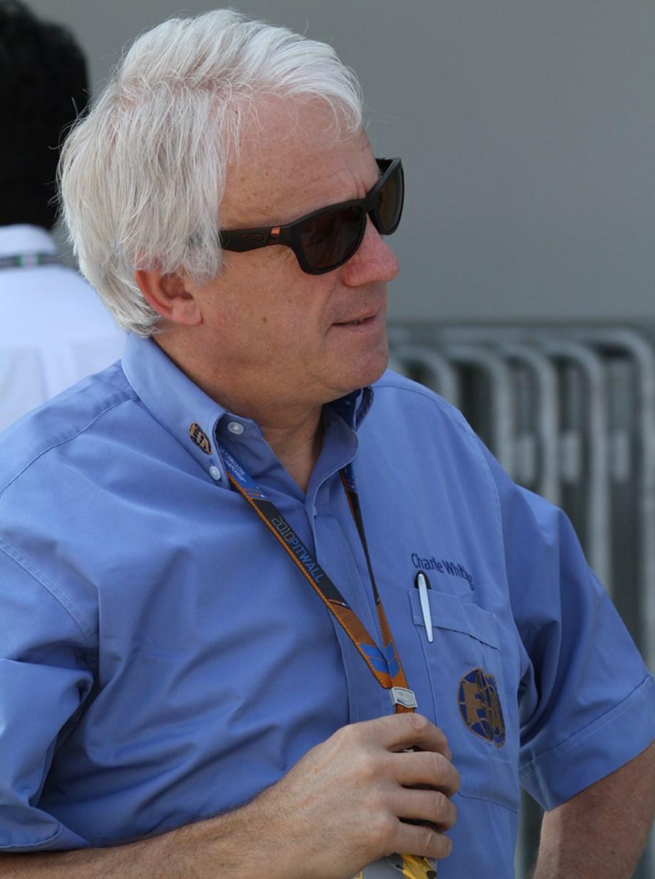 F1 race director Whiting dies ahead of Australian Grand Prix