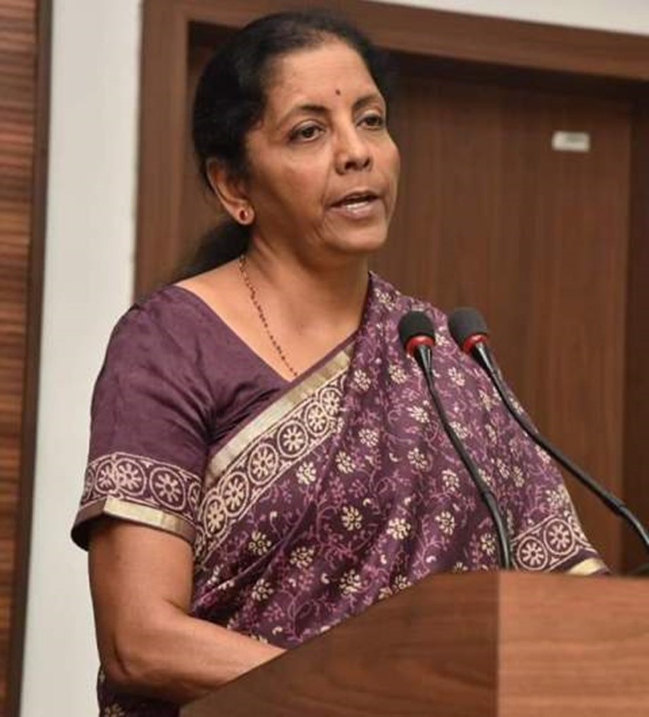 Parts of Jammu and Kashmir occupied by Pakistan, integral to India: Sitharaman