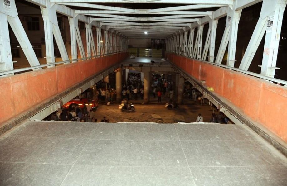 Dozens of Mumbai bridges to undergo structural audit recent bridge collapse