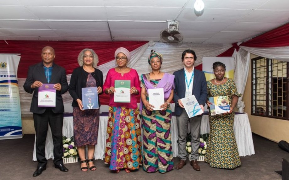 USA joins Minister to launch guidelines to boost Ghanaian social welfare system