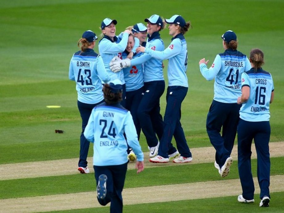 ICC Women's Championship: Jones, Taylor shine as England defeats Windies 3-0