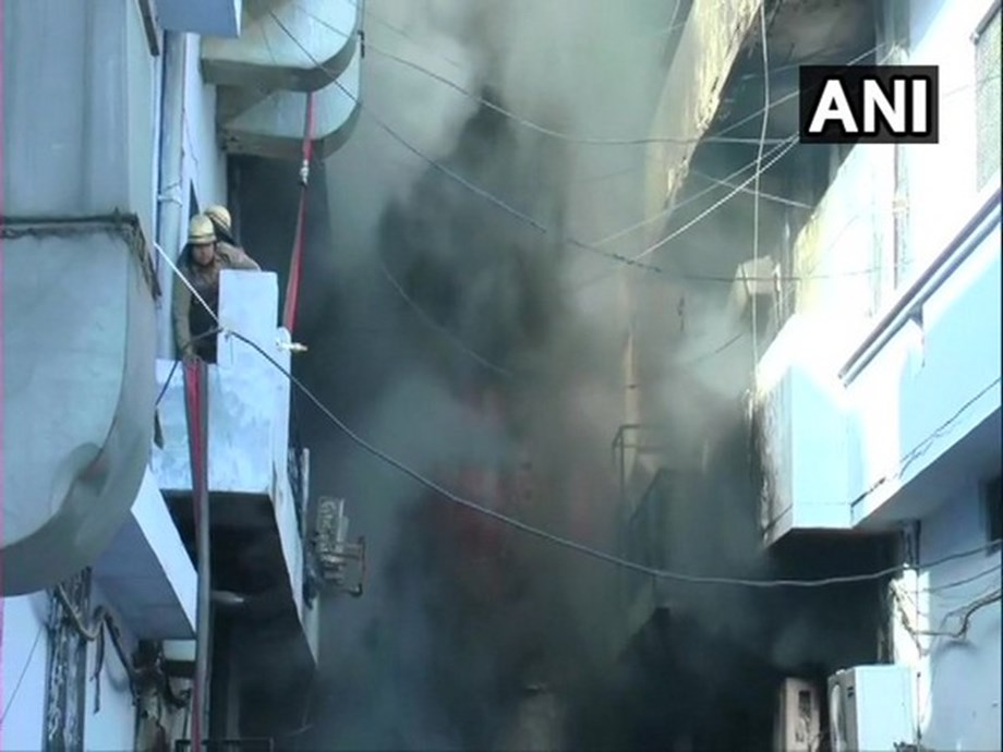 Fire breaks out at three garment factories in Ludhiana, no casualties