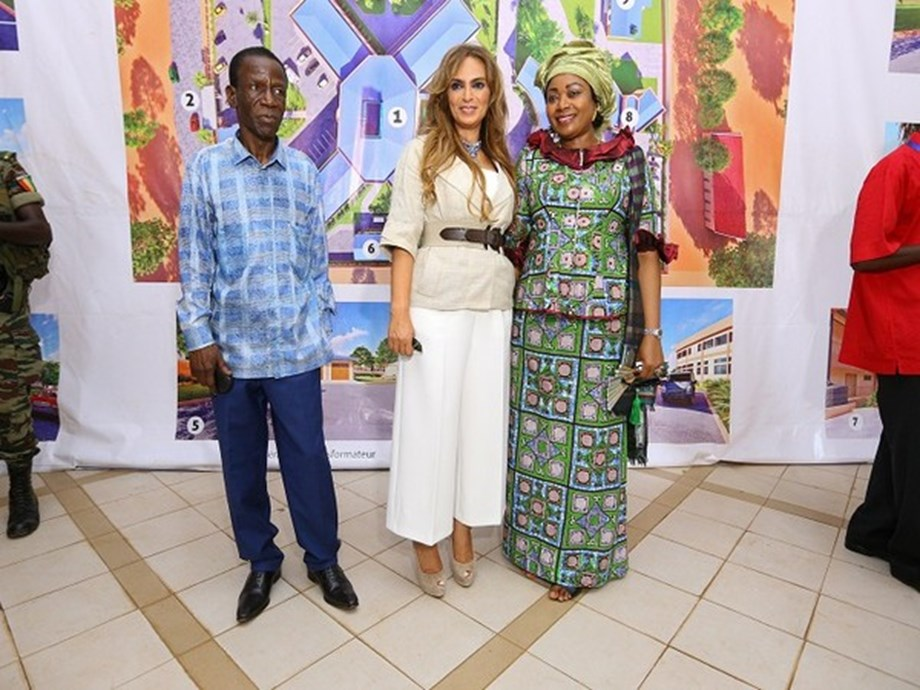 Merck Foundation partners with the First Lady of Guinea to build healthcare capacity, break infertility stigma
