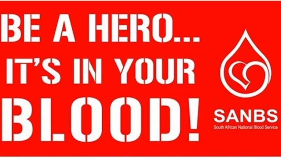 South Africans called to donate blood and give gift of life