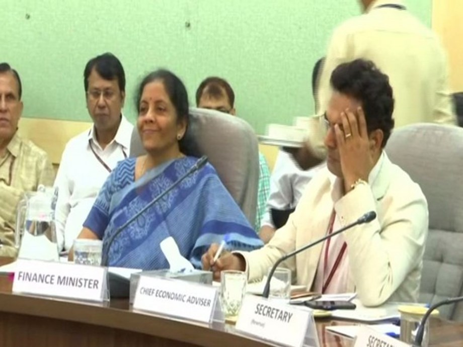 FM Sitharaman's pre-budget meeting underway with Social Sector Groups representatives