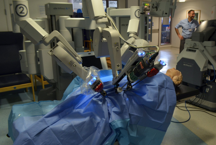 Global Market Insights releases growth forecast of Surgical Robots Market