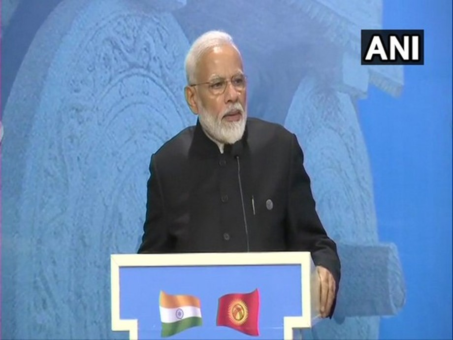 Modi leaves for India as SCO summit concludes