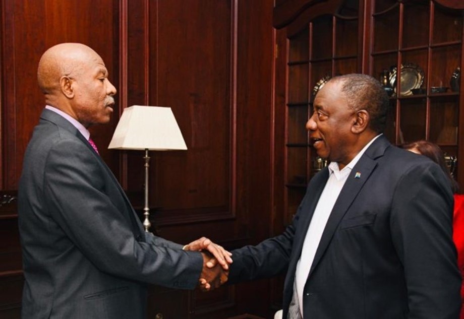 President Ramaphosa welcomes engagement with SARB Board