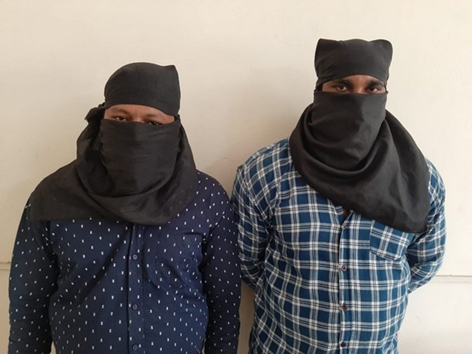 Two notorious chain snatchers held in Delhi