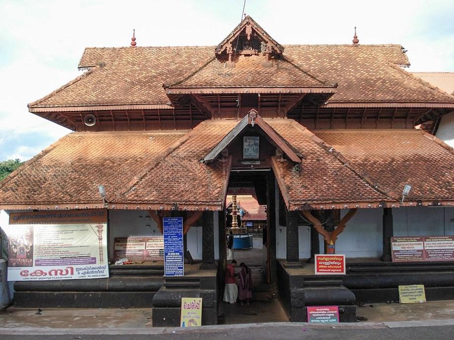 Sanctum sanctorum of ancient Shiva temple in Kerala to get facelift soon
