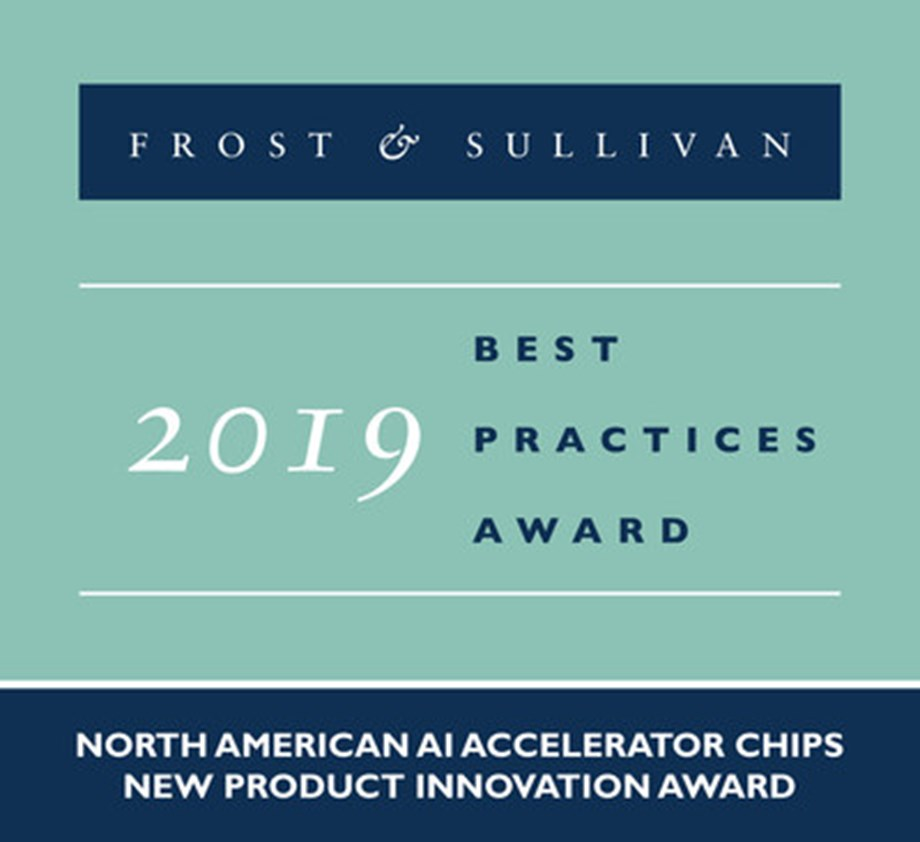 Gyrfalcon's Cutting-edge Technology for Creating AI Accelerator Chips Commended by Frost & Sullivan