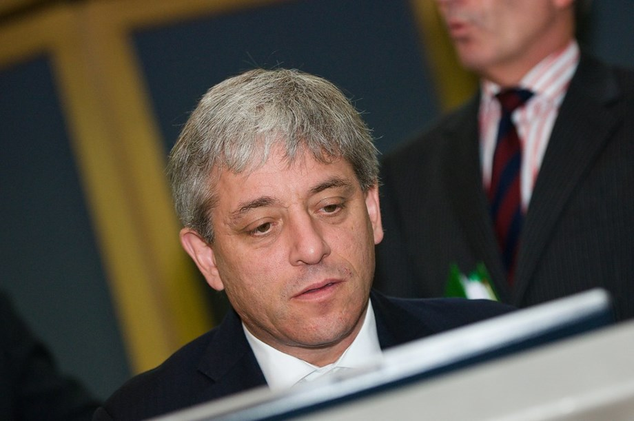 John Bercow to step down as speaker of House of Commons