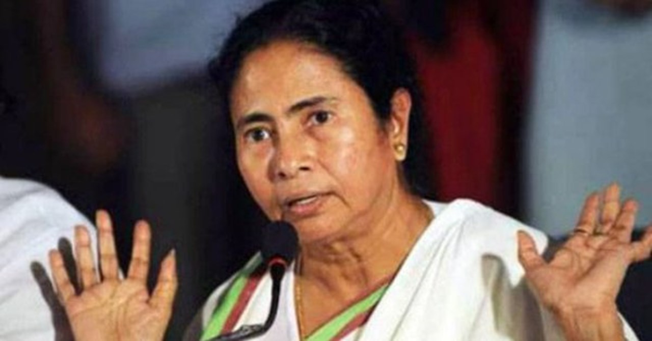 Mamata expresses deep grief over demise of Biswanath Dutt