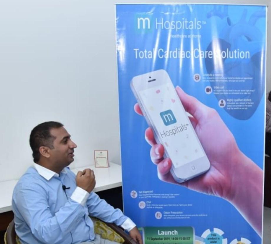 mHospitals promises 500 cardiac consultancies in 90 days
