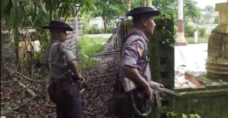 Arakan Army militants killed 13 policemen in northern Rakhine state: Army