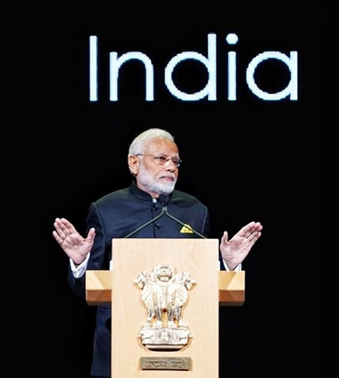 Yoga is India's gift to the world: Modi at G20