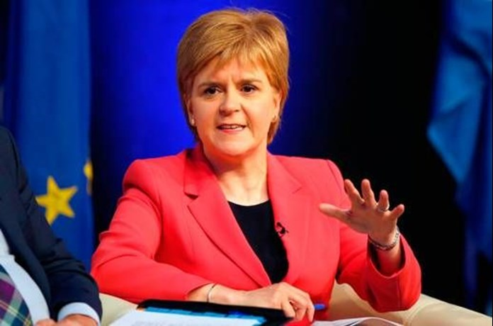 Route to independence is through referendum: Nicola Sturgeon